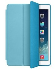 Apple Smart Case Leather Blue for iPad Air (MF050)