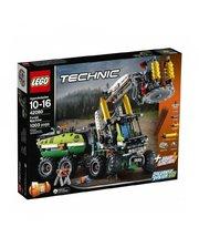Lego Technic Лесозаготовительная машина 1003 детали (42080)