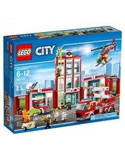 Lego City Пожарная станция (60110)