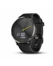 GARMIN Vivomove Hr Sport Black/ Black Large (010-01850-A1)