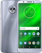 Motorola Moto G6 Plus 4/64GB Dual XT1926-3 Silver