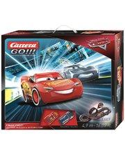Carrera GO!!! Тачки 3 Будь первым, 4.9м (CR-20062418)