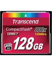 Transcend CompactFlash Card 128GB 800x (TS128GCF800)
