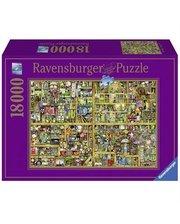 RAVENSBURGER Причудливый книжный магазин, 18000 элементов (RSV-178254)
