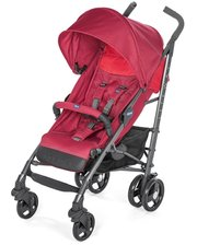 Chicco Lite Way 3 Top Stroller красная (79595.85)