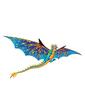 WindnSun Синий Дракон 3D 1930 х 1600 мм (72101)