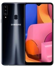Samsung Galaxy A20s 2019 A207F 3/32GB Black (SM-A207FZKD) UA-UCRF (Код товара:10028)