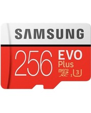 Samsung microSDXC 256GB EVO PLUS UHS-I (R100, W90MB.s) (Код товара:3913)