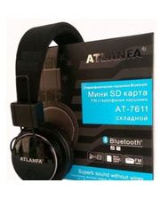Atlanfa AT 7611 A Black