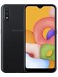 Samsung Galaxy A01 2/16GB Black SM-A015FZKDSEK UA-UCRF (Код товара:10279)
