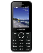 Maxcom MM136 Black-Silver (Код товара:10553)