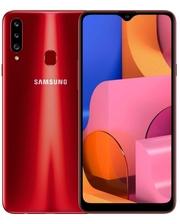 Samsung Galaxy A20s 2019 A207F 3/32GB Red (SM-A207FZRD) UA-UCRF (Код товара:10033)