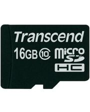 Transcend microSDHC 16 GB Class 10 no adapter (Код товара:2039)