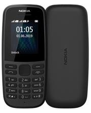 Nokia 105 Dual Sim 2019 Black (Код товара:9927)