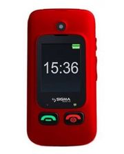 Sigma Comfort 50 Shell Red (Код товара:2971)