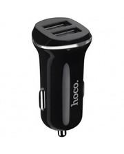 Hoco Z1A (2USB, 2.1А) Black (Код товара:10214)