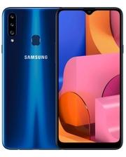 Samsung Galaxy A20s 2019 A207F 3/32GB Blue (SM-A207FZBD) UA-UCRF (Код товара:10034)