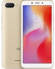 Xiaomi Redmi 6 3/32GB Gold (Код товара:4375)