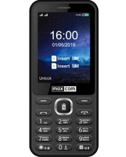 Maxcom MM814 Black (Код товара:10991)