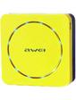 Awei Power Bank P88k 6000mAh Black/Yellow (Гарантия 12 мес.)