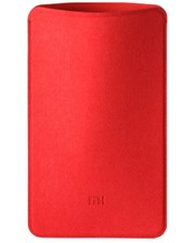 Xiaomi Чехол Microfiber Cloth Slim Protective Pouch для 5000mAh (Красный/Red) (Гарантия 1 мес.)