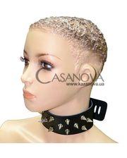 Ошейник с шипами Dirty Sophistication Collar чёрный