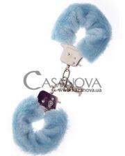 Dream Toys Наручники The Original Furry Cuffs голубые