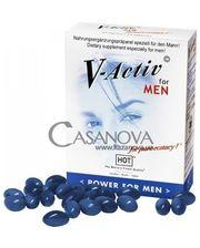 Hot Афродизиак V-Activ Potenz для мужчин