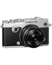 Olympus PEN-F 17mm 1:1.8 Kit silver/black V204063SE000