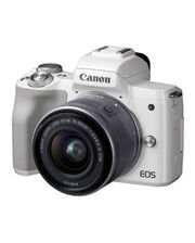 Canon EOS M50 15-45 IS STM Kit White