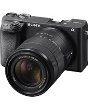 Sony Alpha 6400 kit 18-135 Black
