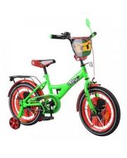 Tilly Ninja 16 green + red (T-216216)