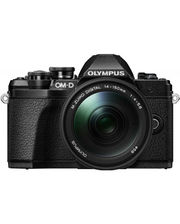 Olympus E-M10 mark III 14-150 II Kit black/black (V207070BE010)