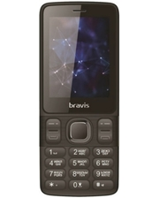 Bravis C240 Middle Dual Sim Black