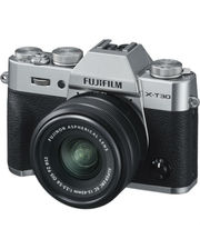 Fujifilm X-T30 XC 15-45mm F3.5-5.6 Kit Silver (16619126)