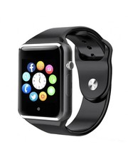 UWatch A1 Black/Silver
