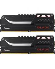 Apacer DDR4 16GB (2x8GB) 3466 MHz Blade Series (EK.16GA3.GGBK2)