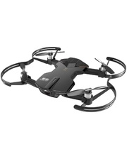 WINGSLAND S6 GPS 4K Pocket Drone-2 Batteries pack Black