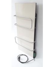 DIMOL Standart 07 Кремовый с терморегулятором и полотенцесушителем (рейлинги трубчатые)