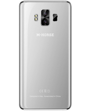 M-Horse Pure 1 3/32Gb Silver