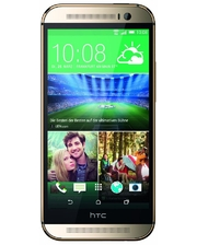 HTC One M8 Eye Amber Gold