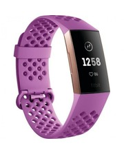Fitbit Charge 3 Rose-Gold/Berry (FB409RGMG)