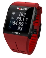 Polar V800 HR Red (90060774)