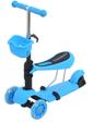 iTrike Maxi 2 в 1 JR 3-016 Голубой