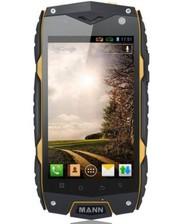 MANN ZUG 3 A18 Black-Yellow