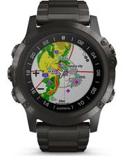 GARMIN D2 DELTA PX AVIATOR WATCH WITH CARBON GRAY TITANIUM BAND 51mm (010-01989-30)