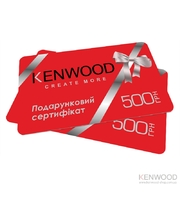 Kenwood на 500 грн