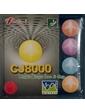 Palio CJ8000 Biotech 40-42° – накладка для настольного тенниса