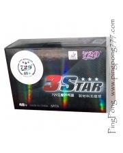 Star 40+ пластиковые мячи (6шт.)