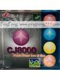 Palio CJ8000 Biotech 36-38° – накладка для настольного тенниса